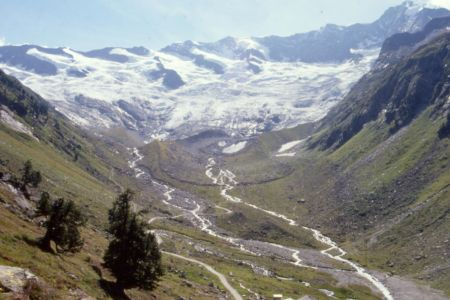 Krimmler Kees, Nationalpark Hohe Tauern Salzburg