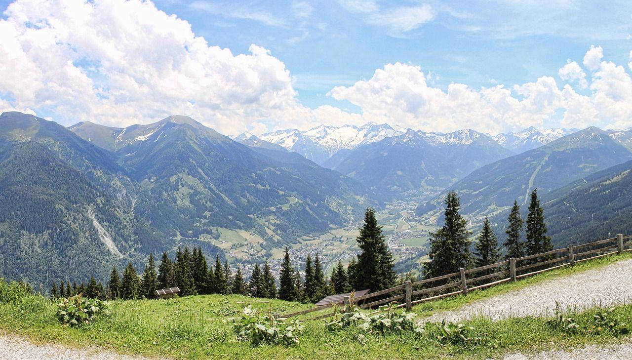 Panorama Gastein in Salzburg, Pixabay
