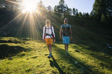 Wandern in der Salzburger Sportwelt, ©Salzburger Sportwelt, Christian Schartner