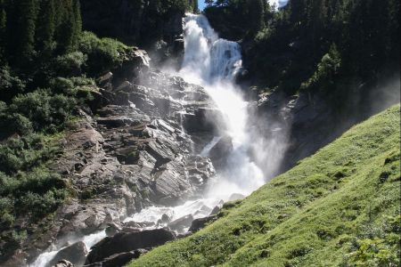 Krimmler Wasserfälle, Pixabay