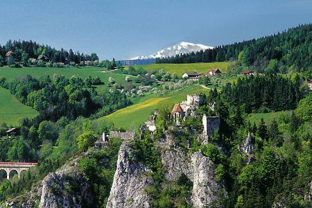 Weltkulturerbe Semmering, © Wiener Alpen, Zwickl