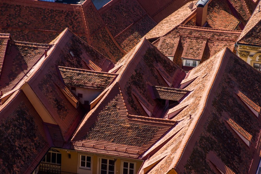 Dächer, Pixabay