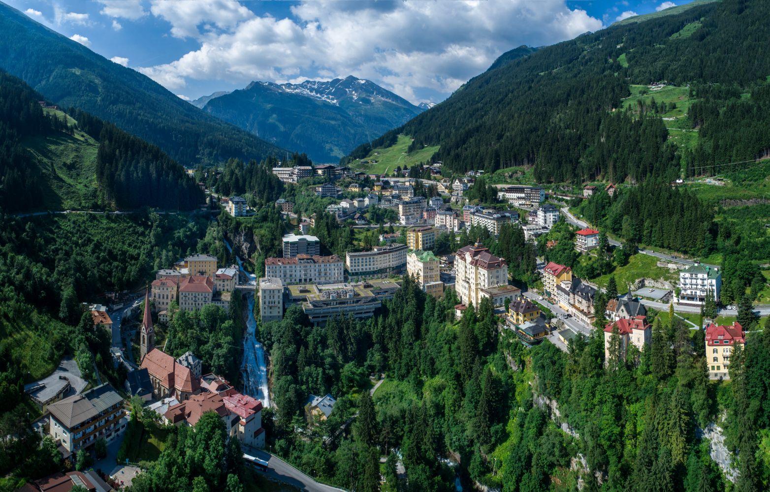 #5 Bad Gastein und die Wasserfälle