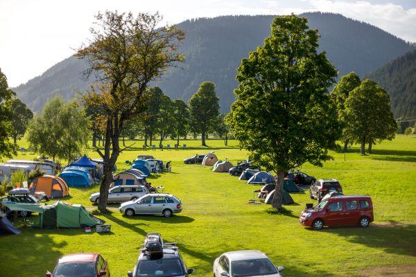 camping_ramsau_beach © Erlebnis Rittisberg