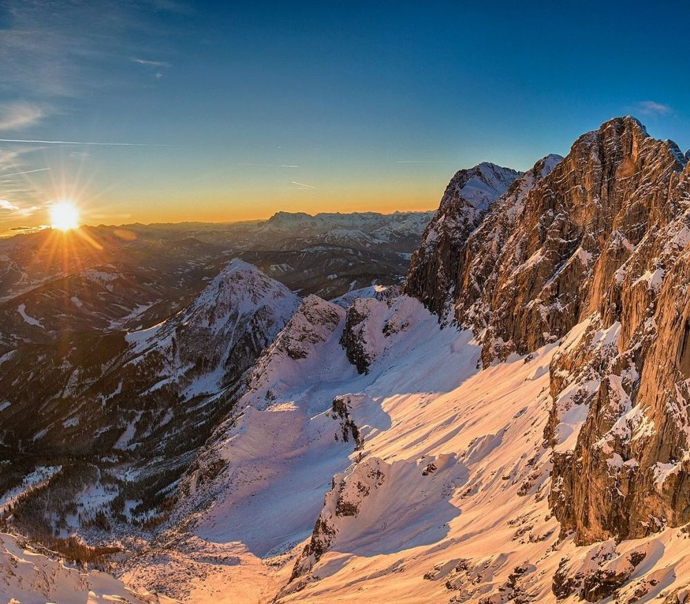 Dachstein, Pixabay