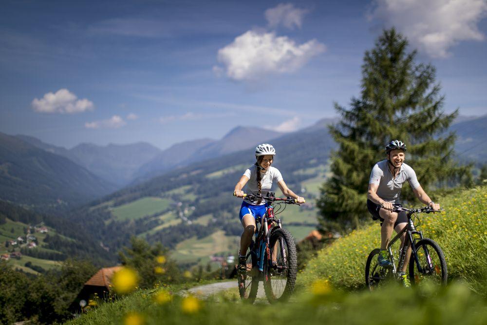 Radfahren Oberwölz-Lachtal © Tom Lamm