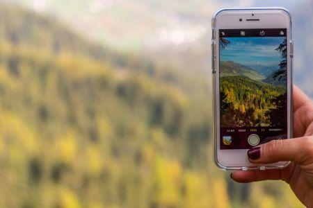Smartphone Natur, pixabay