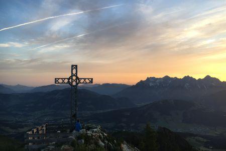 Sonnenaufgang im Pillerseetal © spiritee_travels