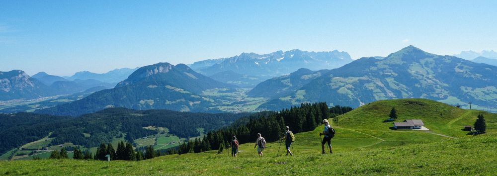 Wildschönau, © Österreichs Wanderdörfer, Karmen Nahberger