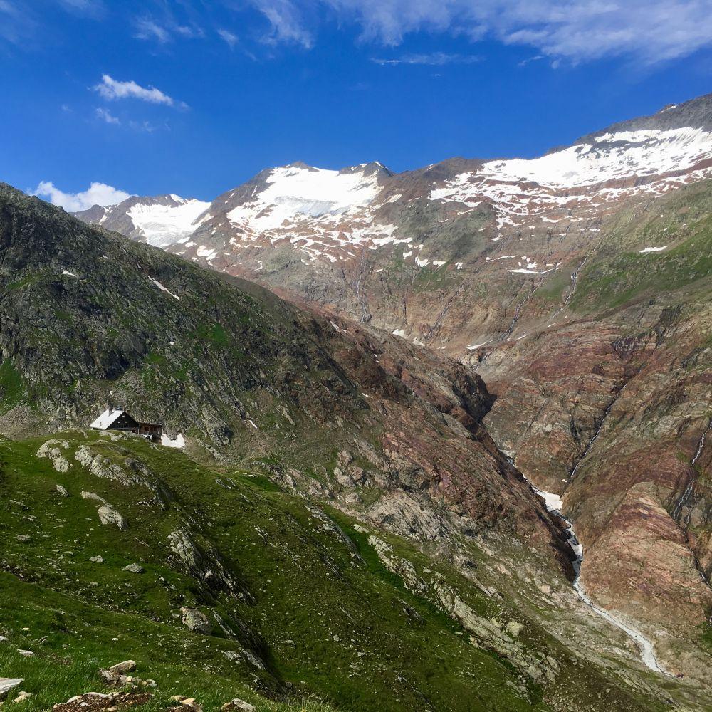 Ötztal in Tirol © Wandersommer 2019