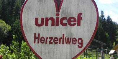 unicef-herzerlweg(c)filzmoos