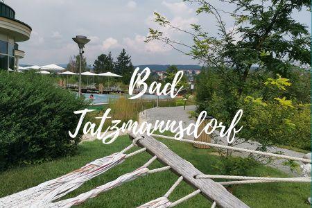 Bad Tatzmannsdorf im Burgenland