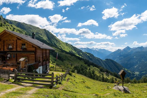 Bodenalm, © Nationalpark Hohe Tauern, Hannah Assil und Michael Kastl