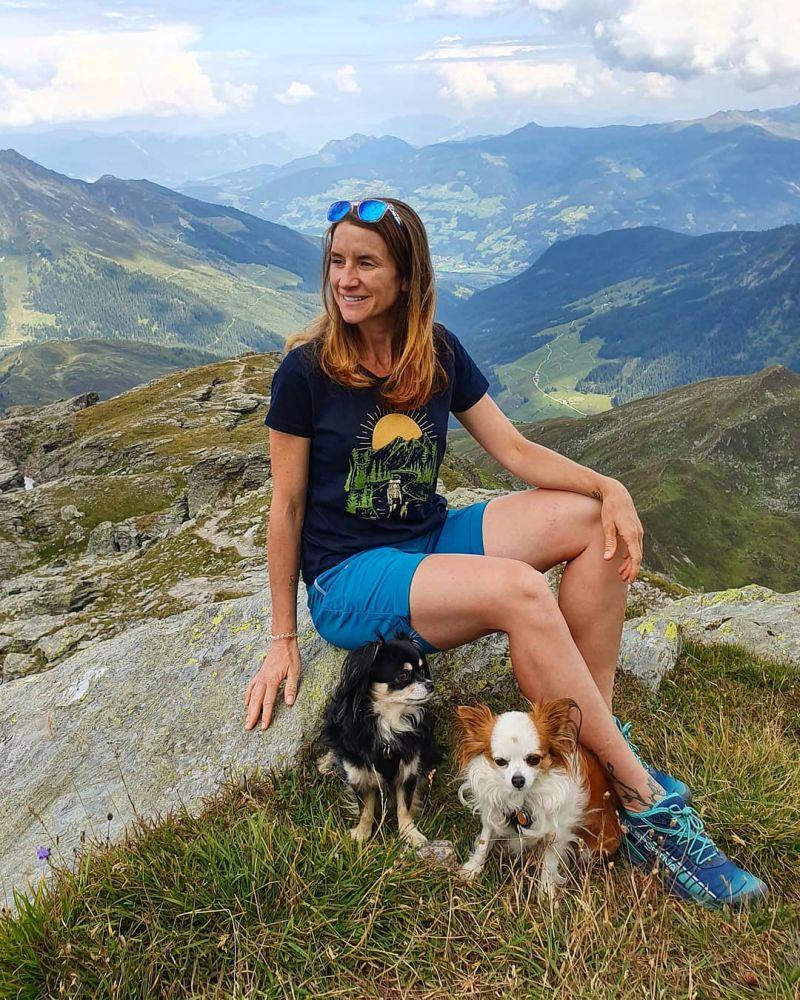 Wandern mit Hund © Bergmensch