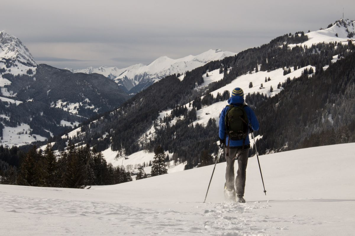 Schneeschuhwandern, Pixabay