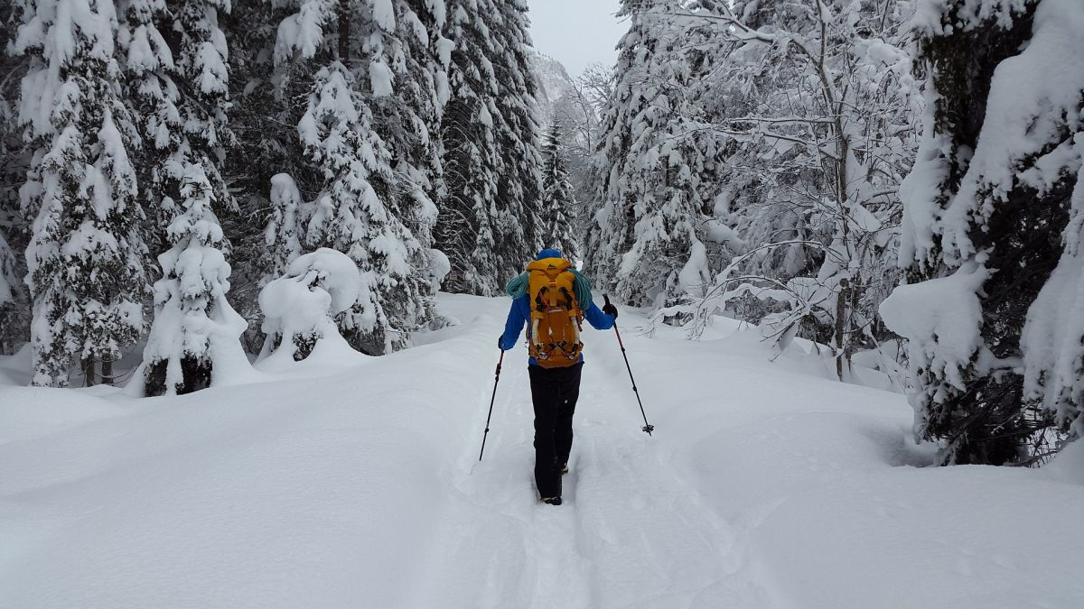 Winterwandern, Pixabay