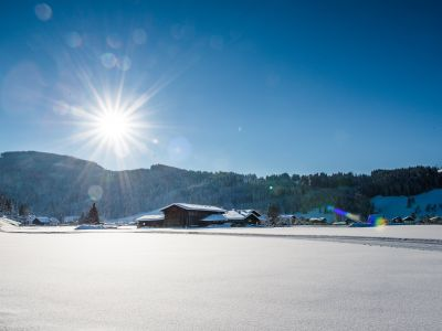 Winterlandschaft © Altenmarkt-Zauchensee Tourismus, Nadia Jabli Photography