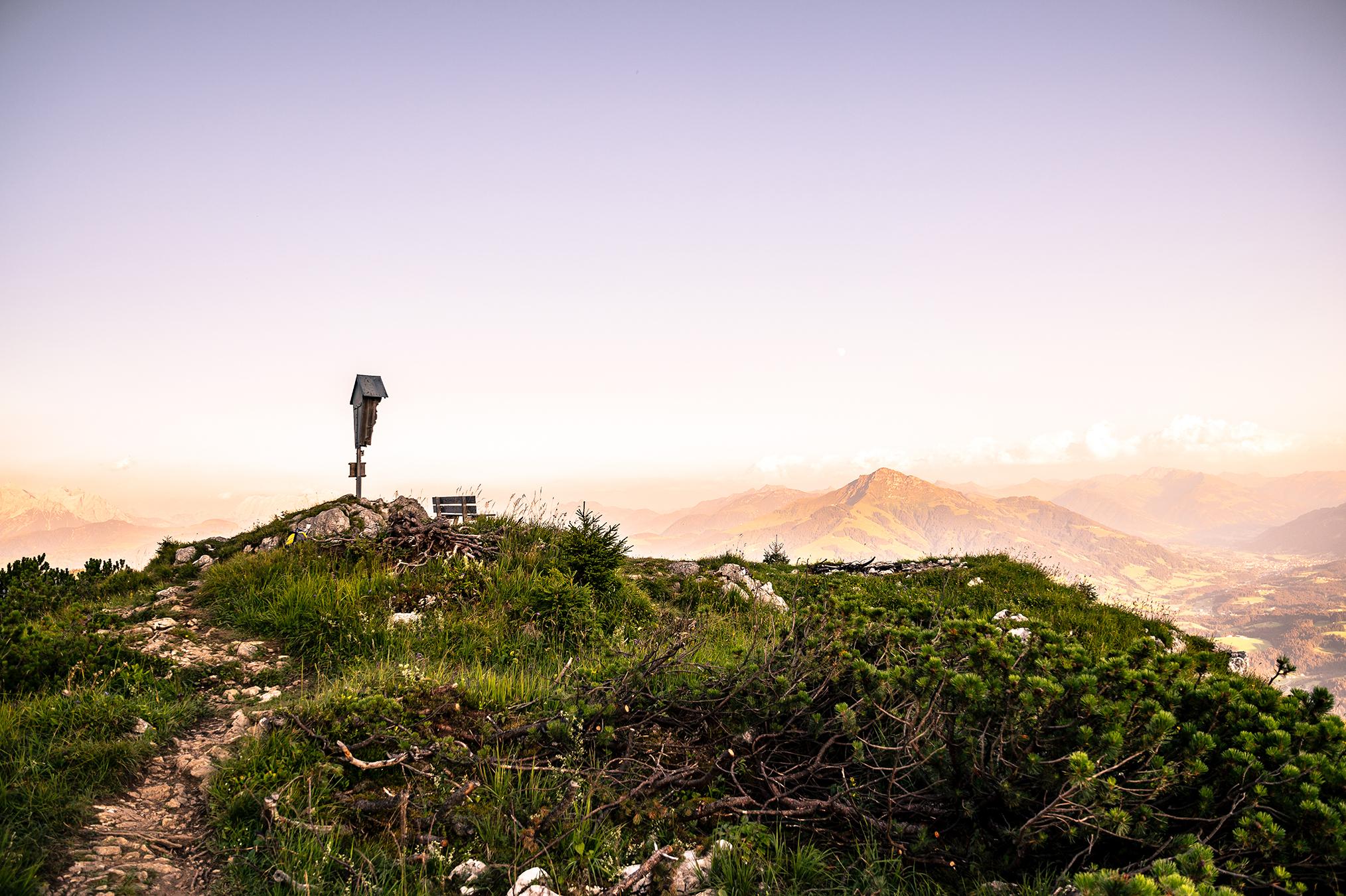 Bergsteigergrab Wilder Kaiser