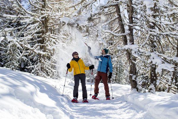 Schneeschuwandern Zirbitzkogel (c) Tonnerhütte, Tom Lamm