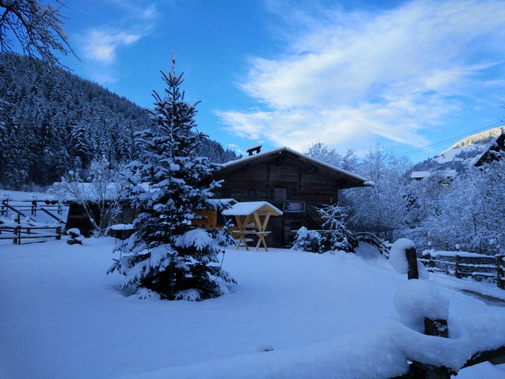 Mühle Bergadvent Wildschönau (c) Wildschönau Tourismus, csilber