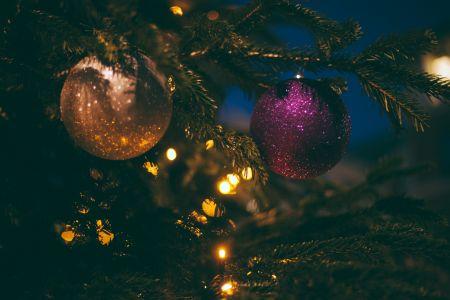 Weihnachtsbaum, Unsplash