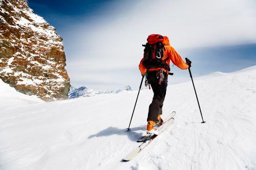 Skitourengeher © shutterstock