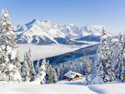 Winterlandschaft Filzmoos © TVB Filzmoos