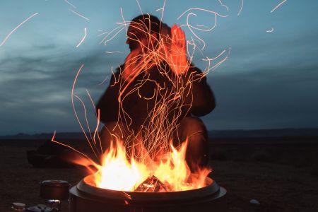 Feuerschale, Pexels