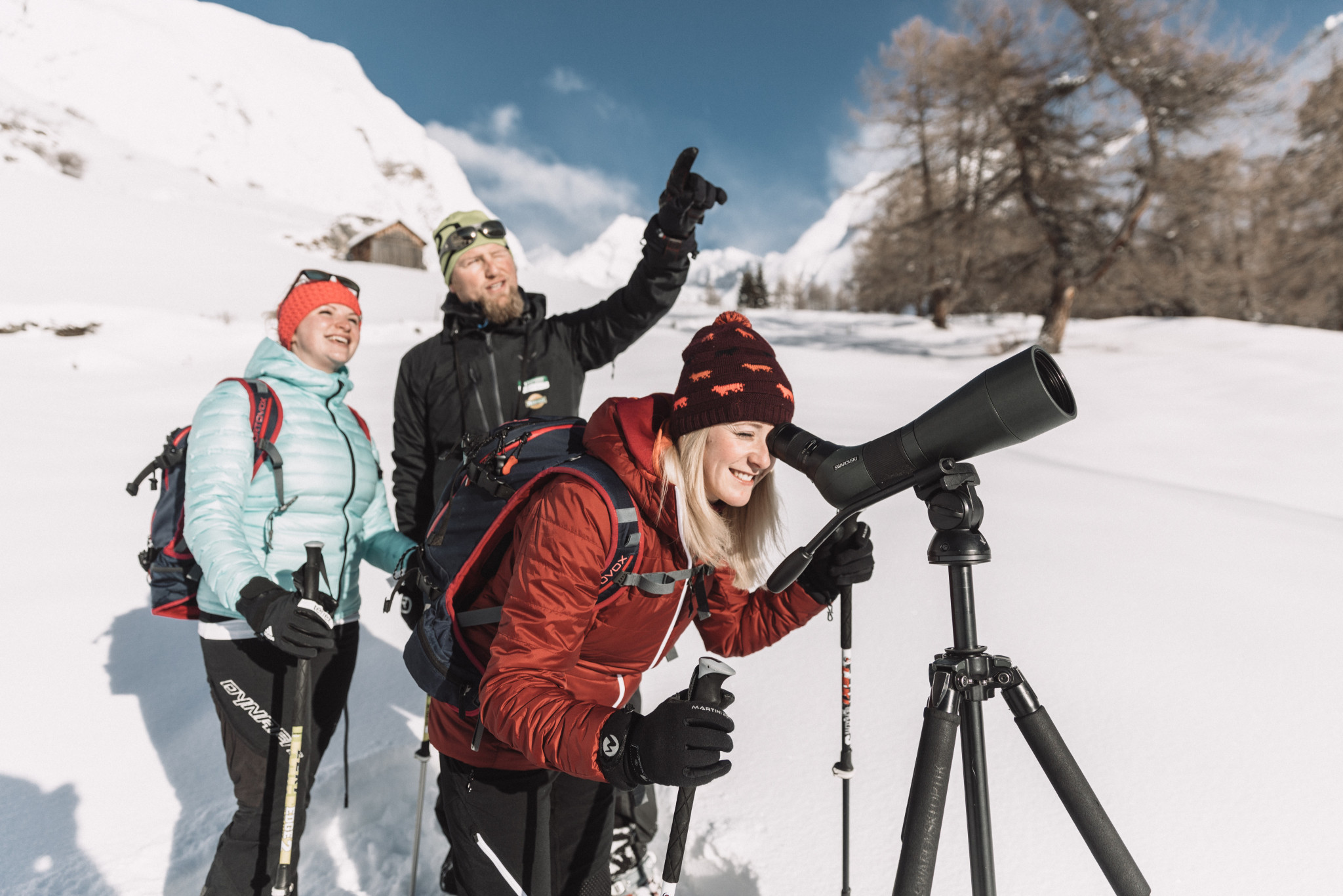 Nature Watch Tour © NationalparkHoheTauern_Robert_Maybach