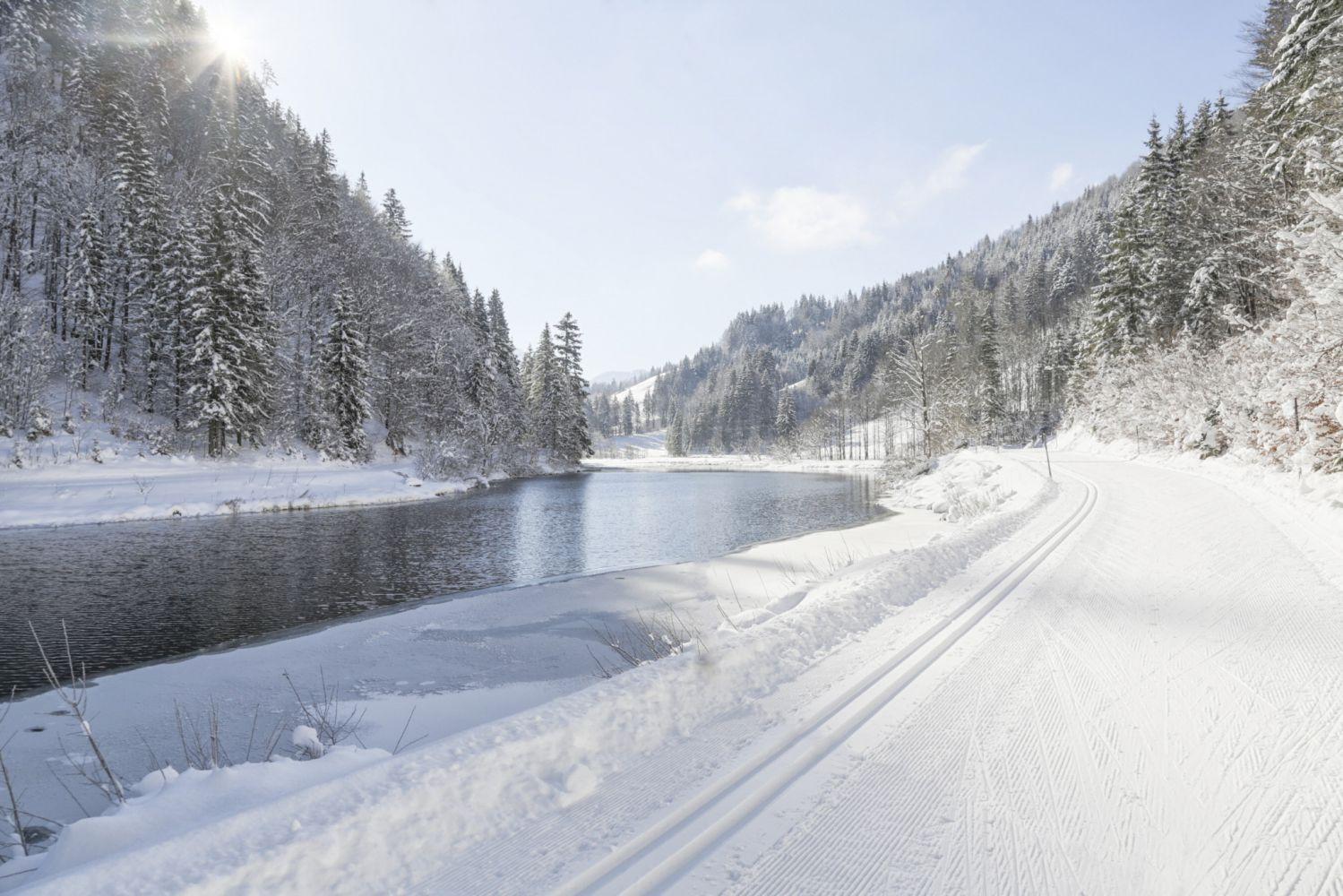 Zwischen Buchensteinwand und Leoganger Steinbergen