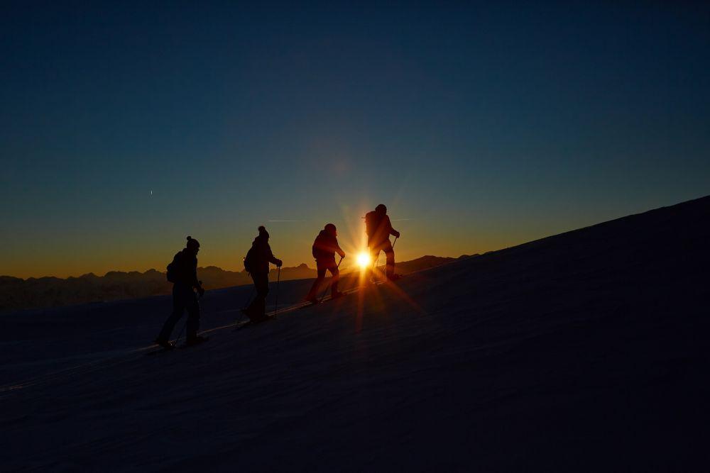 Sonnenuntergangs Tour_© NationalparkHoheTauern_Willi_Seebacher