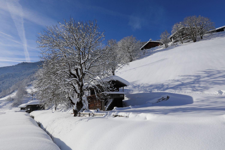 Winterspazierweg im Großarltal