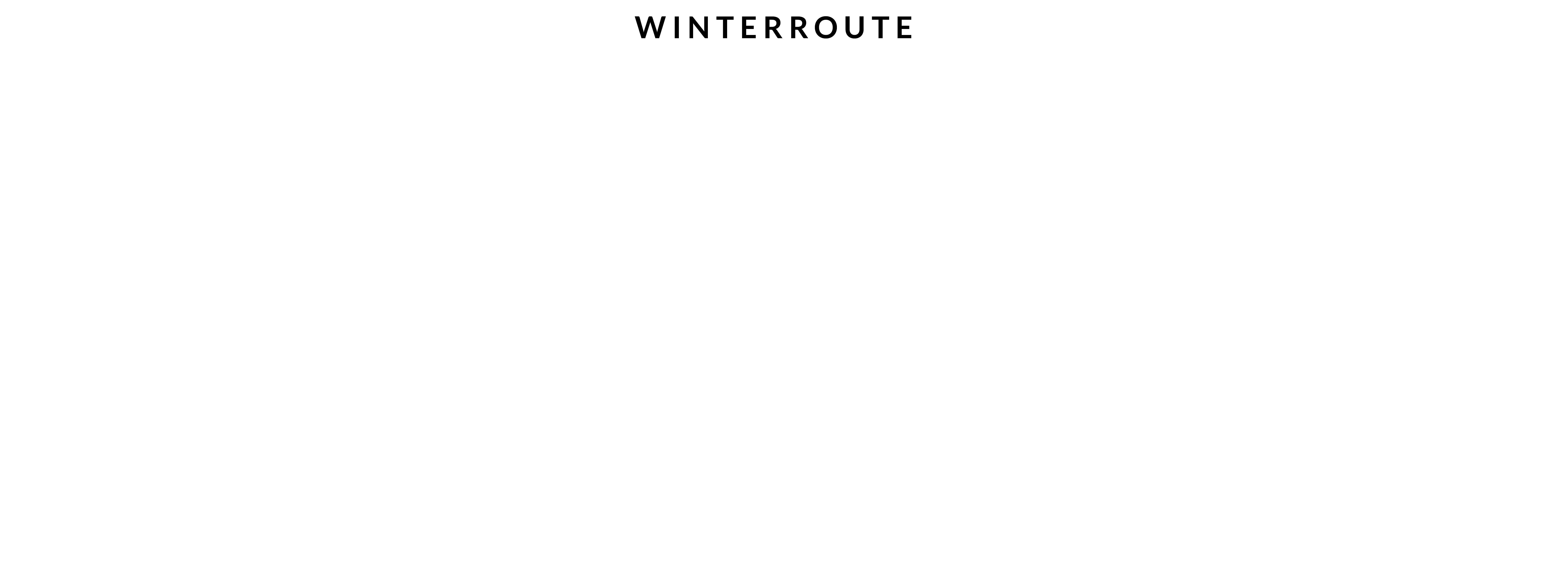 Winterwanderweg Rossbrand