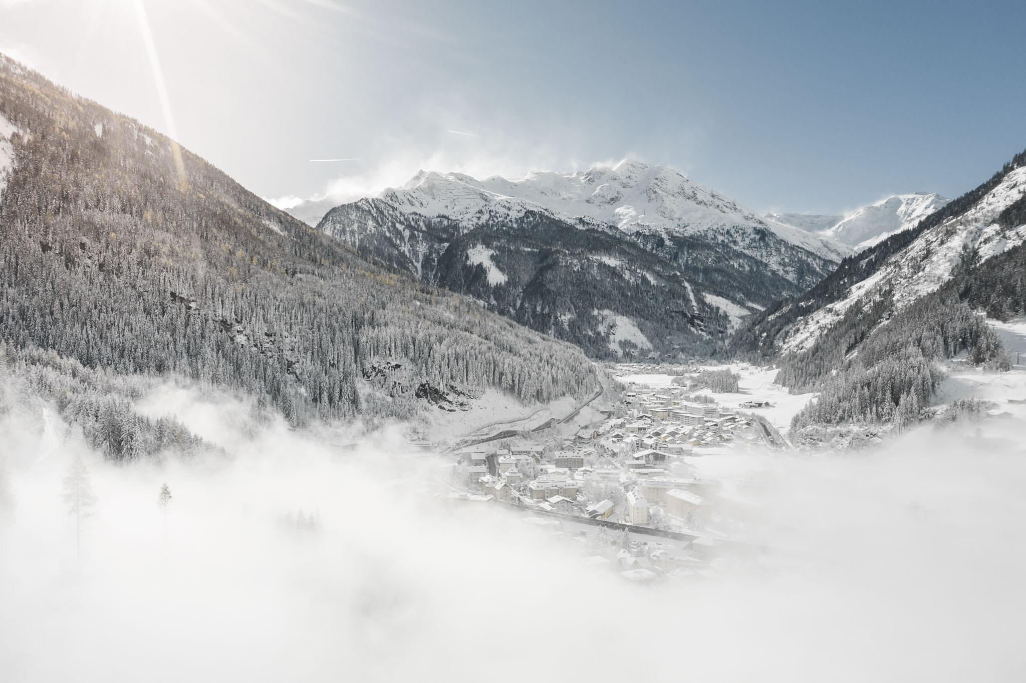 Winter in Gastein © Gasteinertal Tourismus GmbH, Marktl Photography