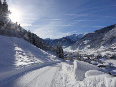 Winterlandschaft Großarl © TVB Großarltal