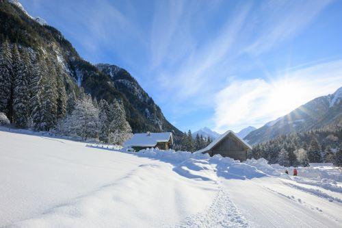 Winterlandschaft - Untertal © Region Schladming, Martin Huber