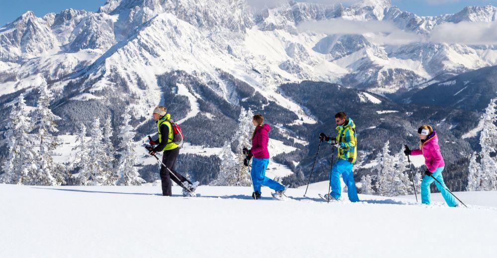 Winterroute Filzmoos © TVB Filzmoos