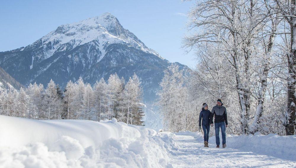 Gries Winterwandern © Ötztal Tourismus