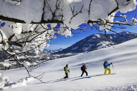 Schneeschuhwandern Hopfgarten © Tourismus Hopfgarten, Norbert Eisele Hein