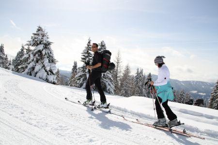 Skitour Zirbitzkogel © TVB Zirbitzkogel Grebenzen