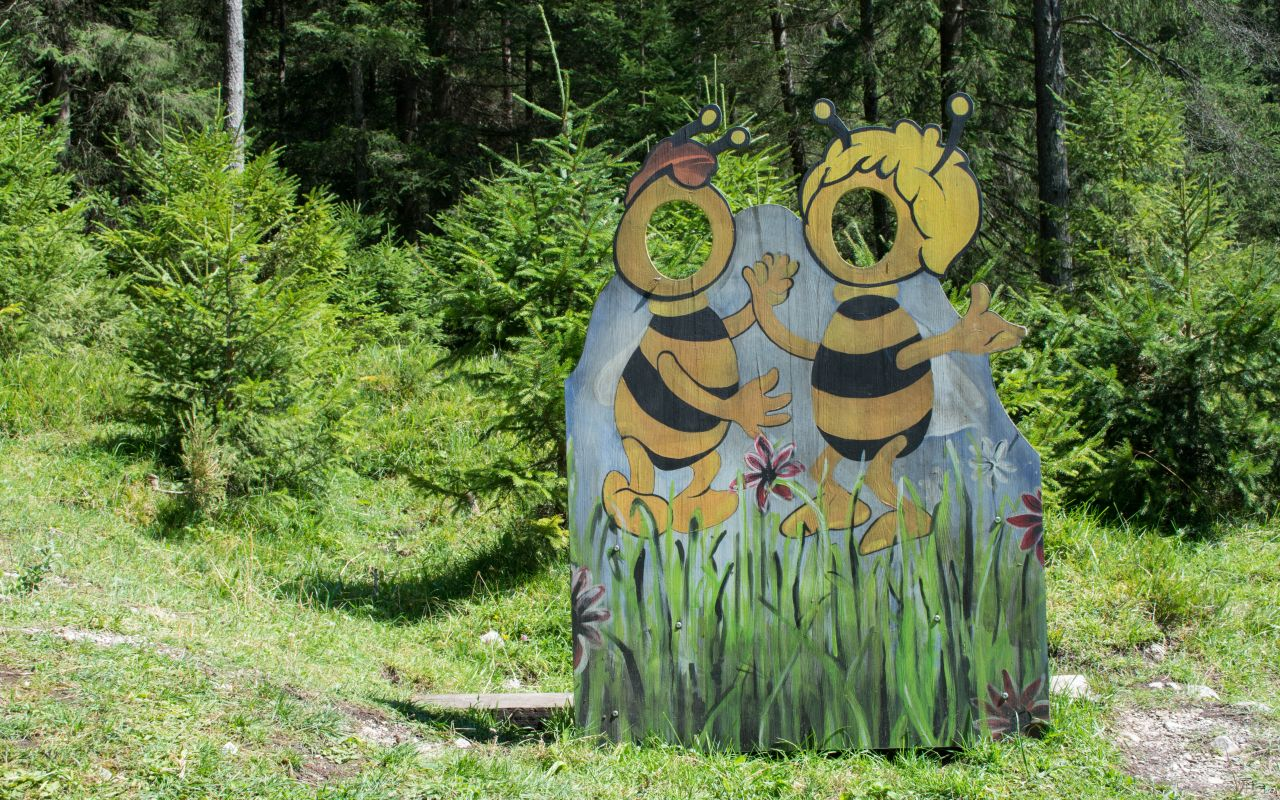 Bienenlehrpfad St. Ulrich am Pillersee © Petra Astner