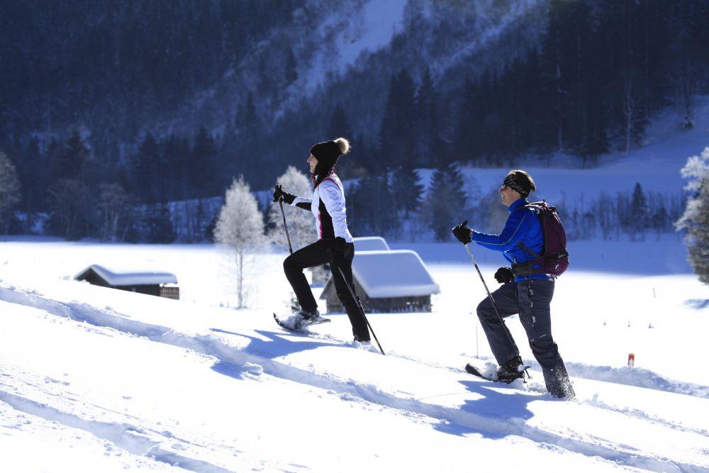 Schneeschuh - Untertal 008 © TVB Schladming, Herbert Raffalt (2012)