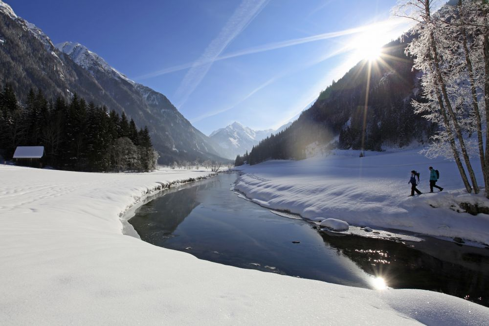 Schneeschuh - Untertal 017 © TVB Schladming, Herbert Raffalt (2012)