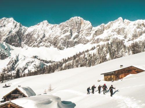 Schneeschuhwandern Ramsau (c) _Günter-Perhab_3