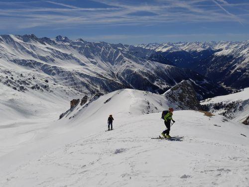 Skitour_C Nationalpark Hohe Tauern_Gutternig Sandra