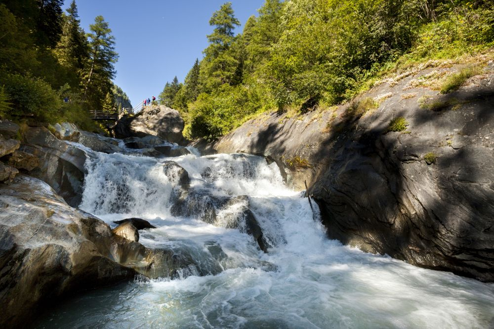 Isel_Umbalfälle_Praegraten_Nationalpark Hohe Tauern Osttirol © Nationalpark Hohe Tauern, Martin_Lugger