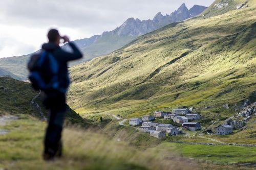 Jagdhaus im Nationalpark Hohe Tauern Osttirol © Nationalpark Hohe Tauern, Martin Lugger