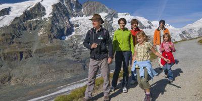 Mit Nationalpark-Ranger am Gamsgrubenweg