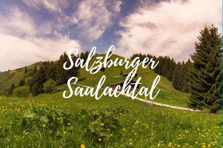 Teaserbild @ Salzburger Saalachtal