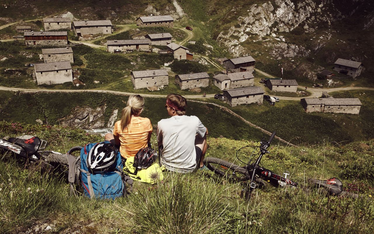 Tibet_Jagdhaus, Rad, Nationalpark Hohe Tauern Osttirol © Nationalpark Hohe Tauern, Tom Specht